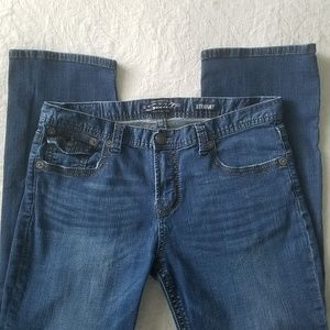 Seven7 straight leg mens jeans, 38x30